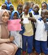 Meeting Orphans in West Africa Changed Hazera's Life