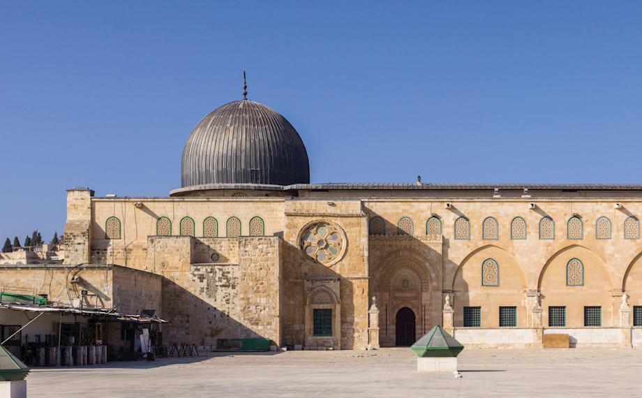 Jelajah Jazirah Nabi (Mesir – Palestina – Yordania)