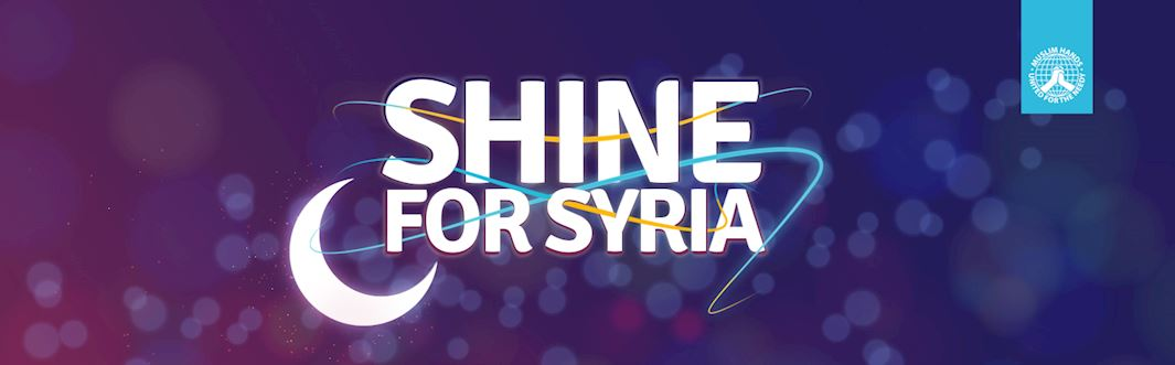 Shine for Syria This Autumn!