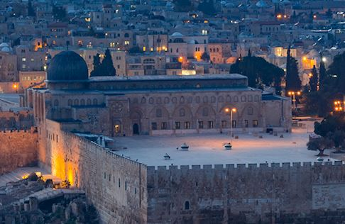 Volunteer Opportunity - Light Up Al-Aqsa!