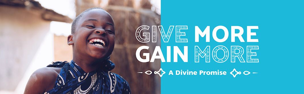 Give More, Gain More this Ramadan