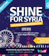 Shine for Syria Launches at the Olympic Park!