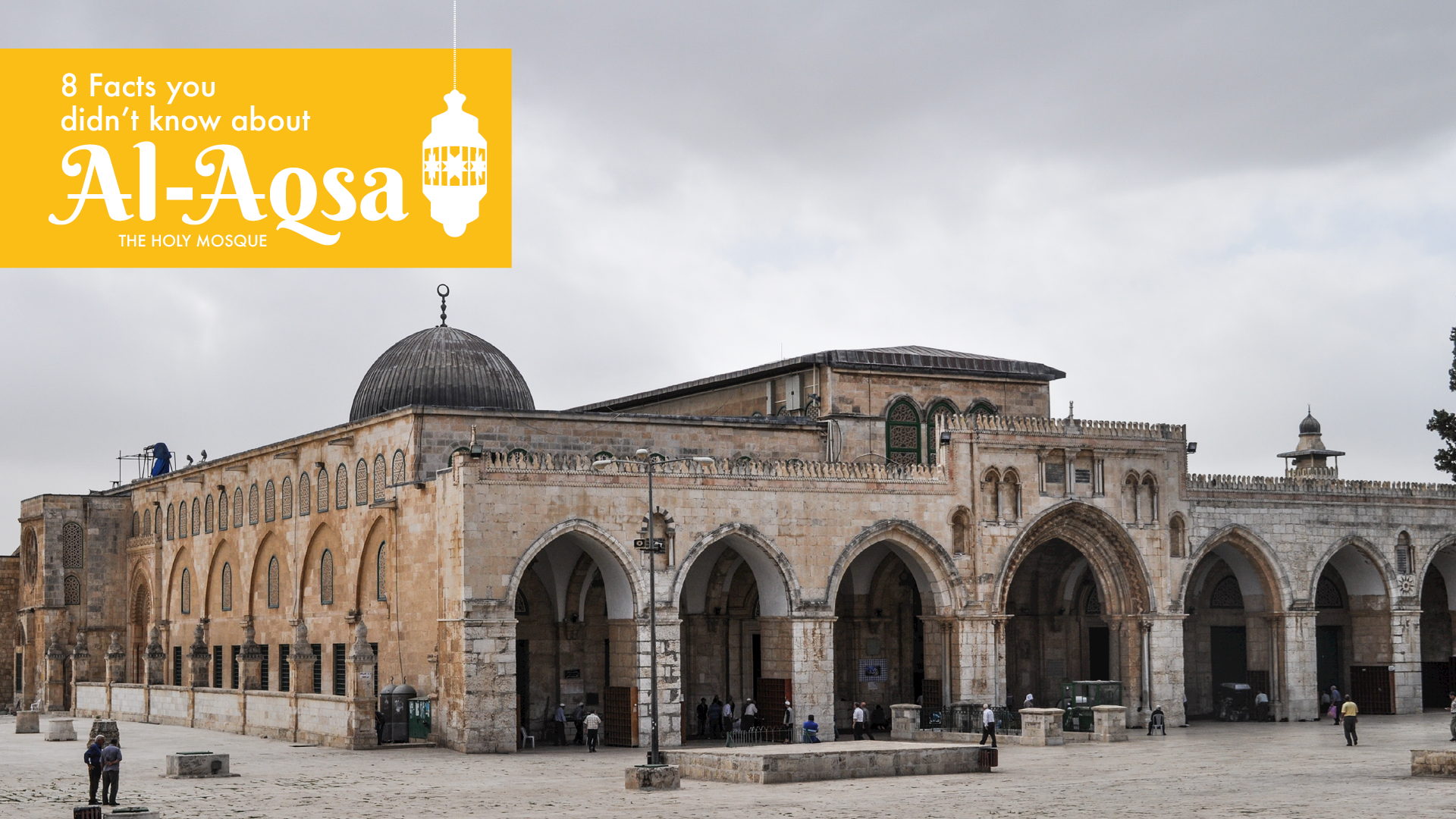 8 Facts You Didn T Know About Masjid Al Aqsa Muslim Hands Uk
