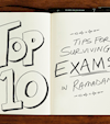 Our Top 10 Tips for Surviving Exams in Ramadan