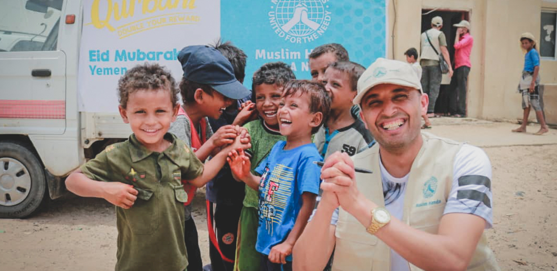 Your Qurbanis Provided Almost 4 2 Million Meals! | Muslim