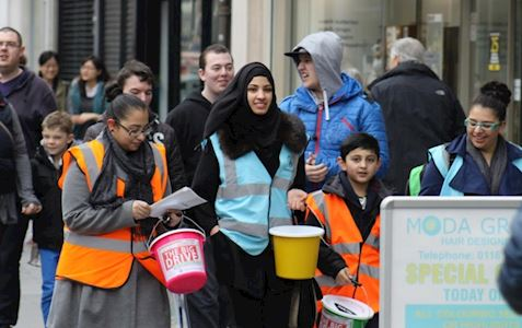 Volunteer | Muslim Hands UK