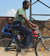 Pedalling out of Poverty