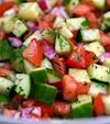 Ramadan Recipes: Palestinian Salad