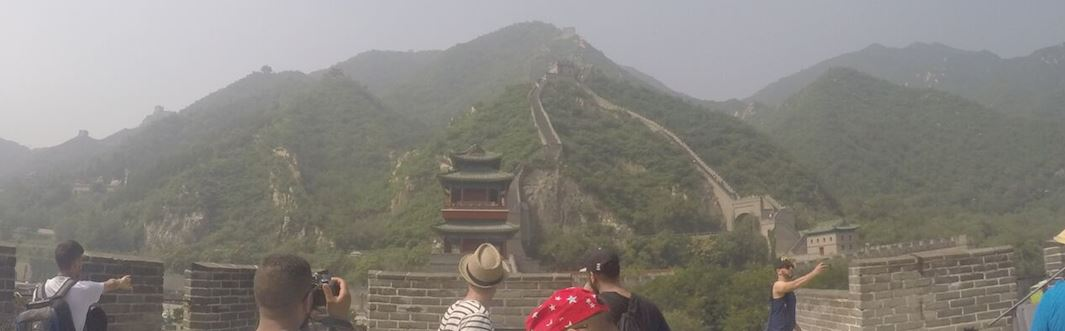 Great Wall of China Trek 2015