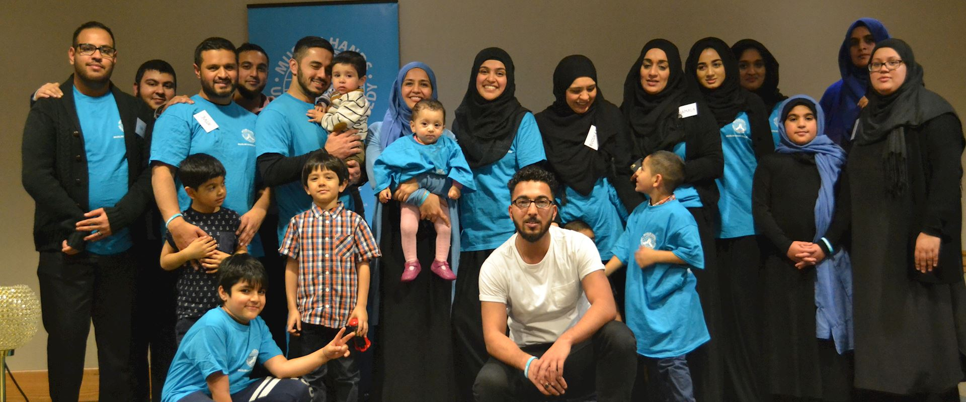 Get Involved   Muslim Hands UK