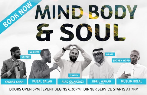 The Prophetic Mind, Body & Soul