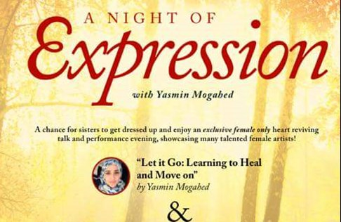 A Night of Expression with Yasmin Mogahed
